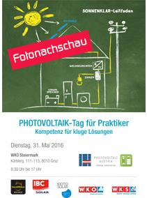 PHOTOVOLTAIK-Tag Graz | Fotonachschau