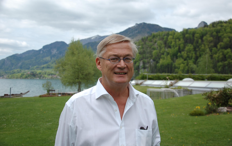 Präsident Dr. Hans Kronberger © Photovoltaic Austria