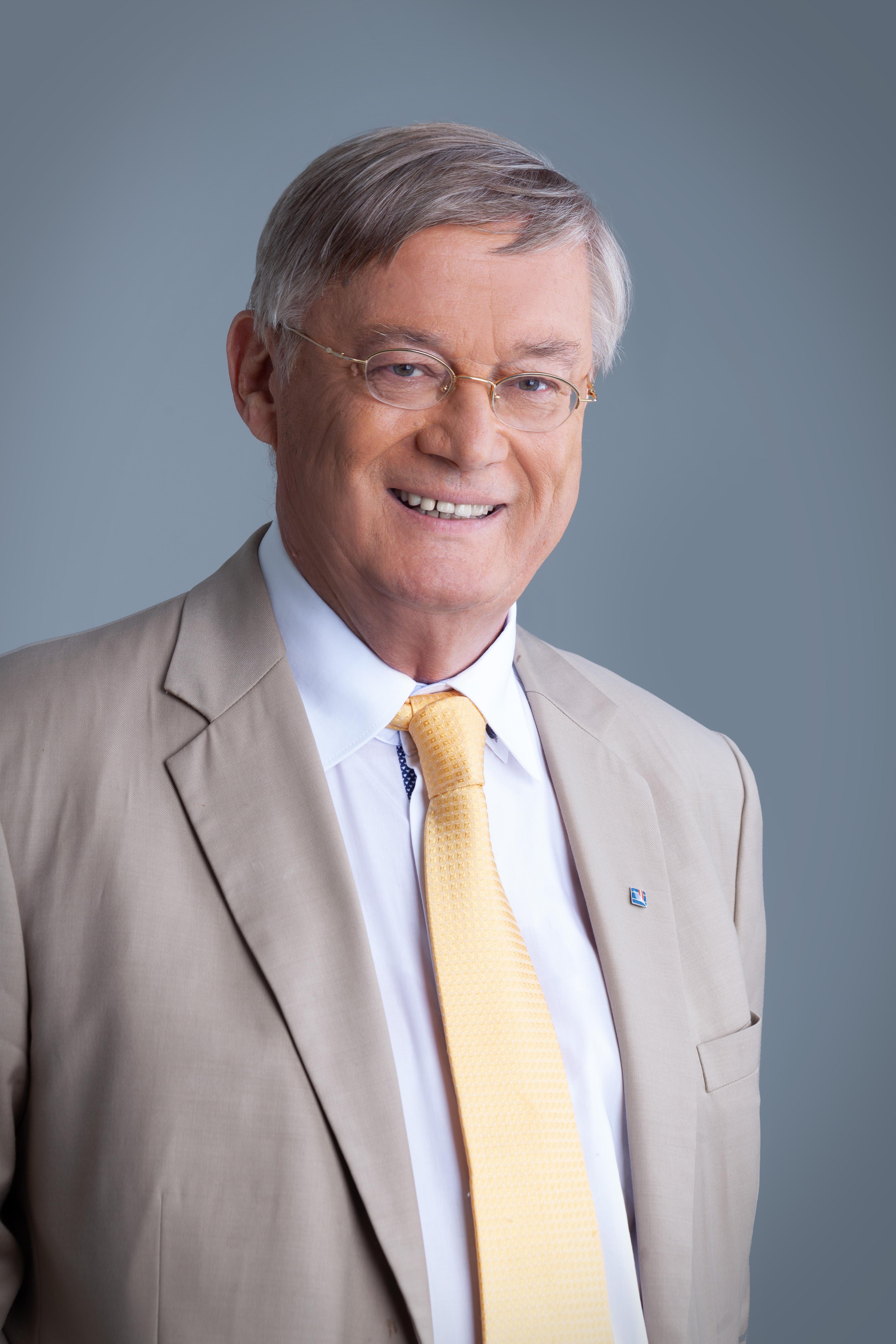 Präsident (2008-07/2018) Dr. Hans Kronberger © Foto Weinwurm GmbH