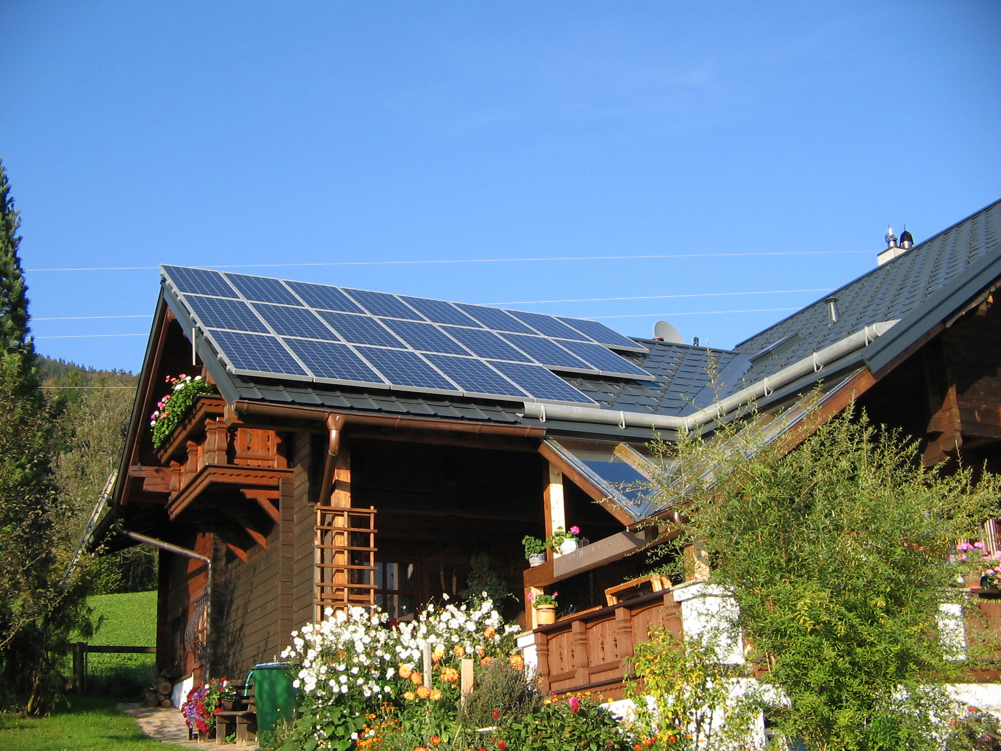 Fam. Windhager Mönchreith © Mea Solar