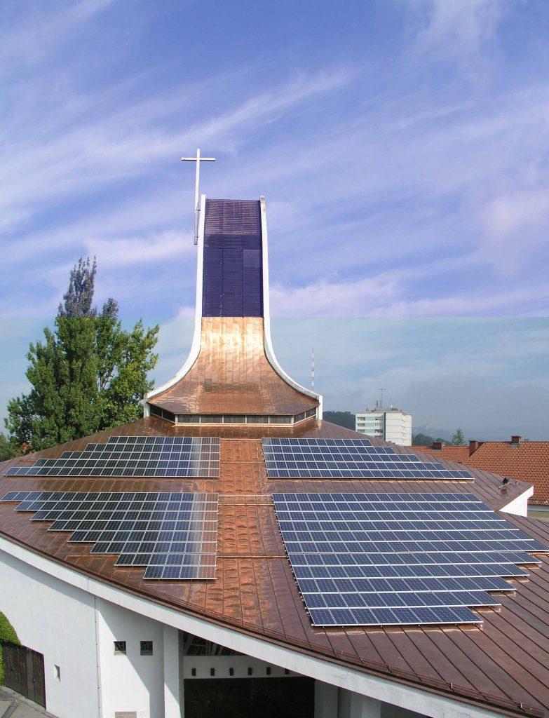 Pfarre St. Konrad in Linz © ETECH Schmid und Pachler Elektrotechnik GmbH & CoKG